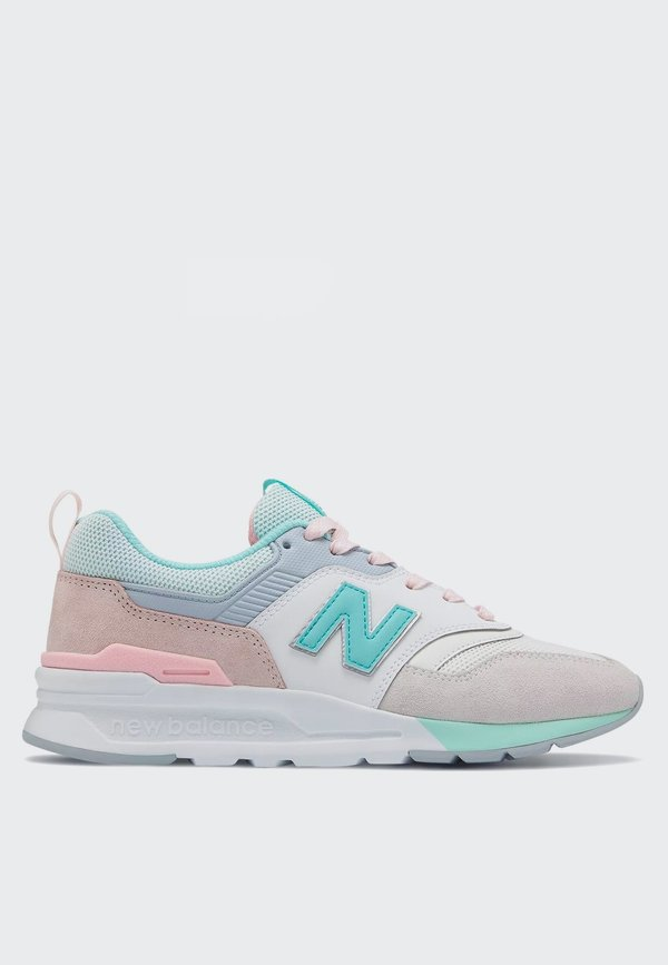 New Balance 997 H - Sea Salt/Light Tidepool on Garmentory