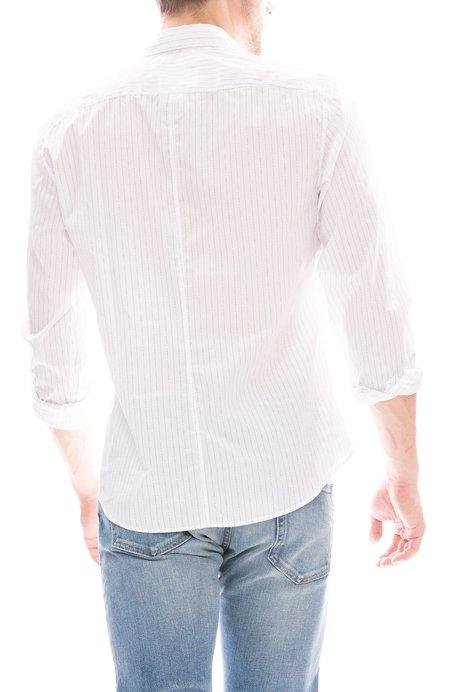 Frank & Eileen Finbar Shirt - Classic Blue Shirt