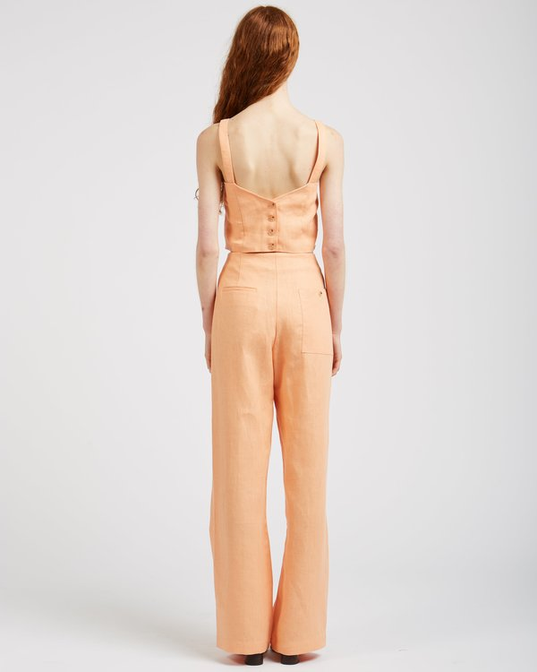 Paloma Wool Adeline pants - light peach