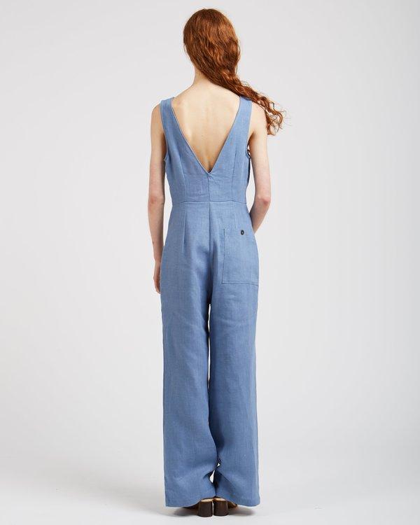 Paloma Wool Alana Jumpsuit - soft blue