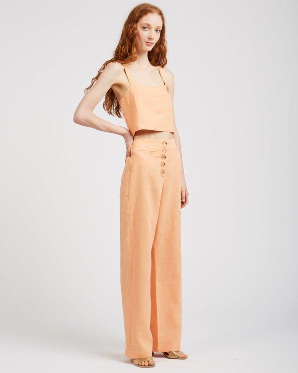 Paloma Wool Jaja top - light peach