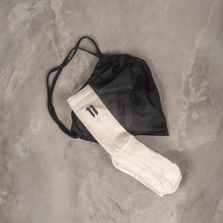 11 by Boris Bidjan Saberi Socks - White