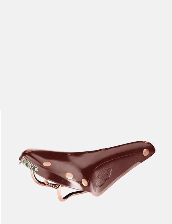 0d25593979 Brooks B17 Special Copper Bike Saddle - Brown   Garmentory