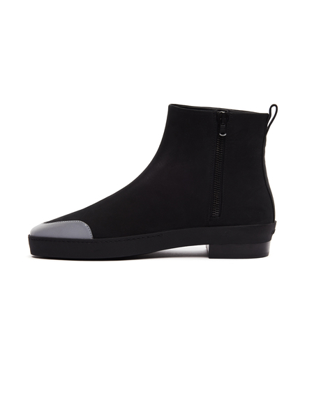 Fear of God Nubuck Chelsea Boots - Black