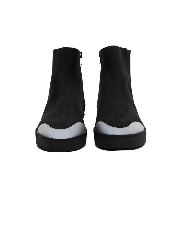 Fear of God Nubuck Chelsea Boots - Black