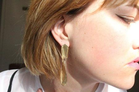 Clster Wave Makers Earrings
