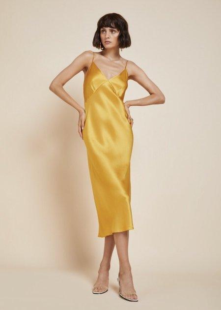 Frankie Issa Dress - yellow