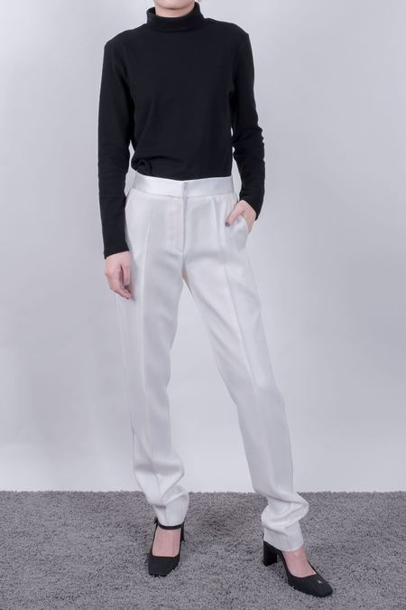 PALLAS PARIS Trousers - WHITE