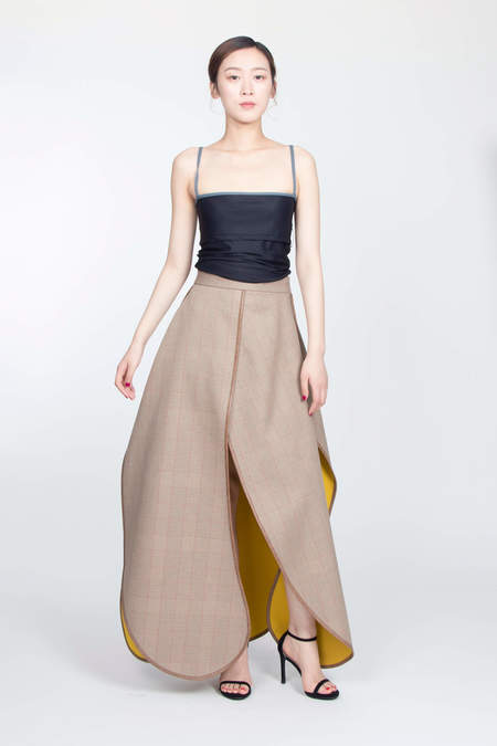 Y/PROJECT Tulip Skirt