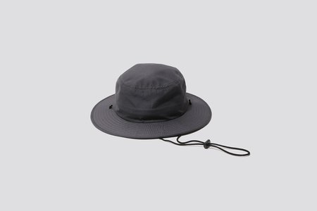Clyde Water Resistant Trail Hat - black