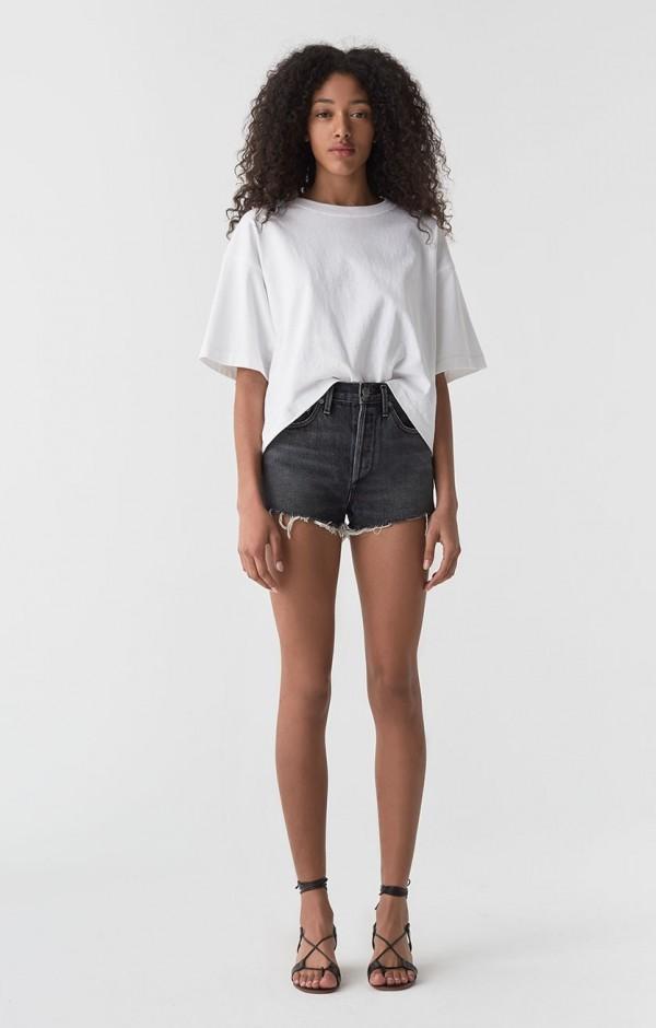 Agolde Jaden Shorts - Helix