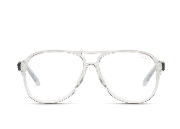 b40d6221252e8 Quay Magnetic Clear Blue Light Lens Sunglasses - Clear