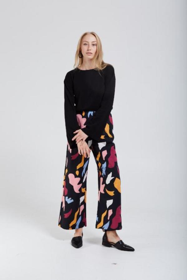 Arc & Bow Balance Trouser - multi