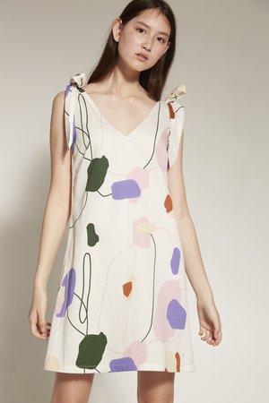 Arc & Bow Prospect Dress - MULTI