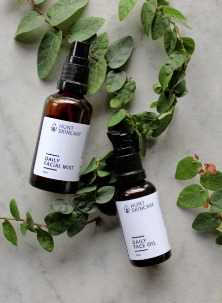 Hunt Skincare The Daily Face Combo