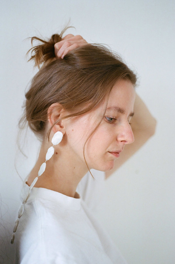 doucement lorenza earrings