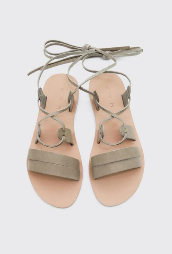 KYMA Ikaria sandal - olive green