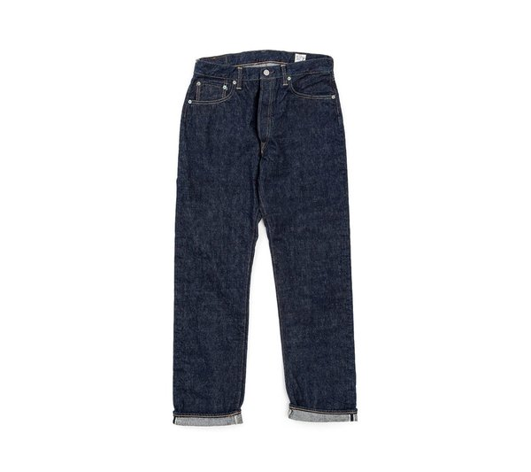 Orslow-105-Standard-Fit-Denim---One-Wash