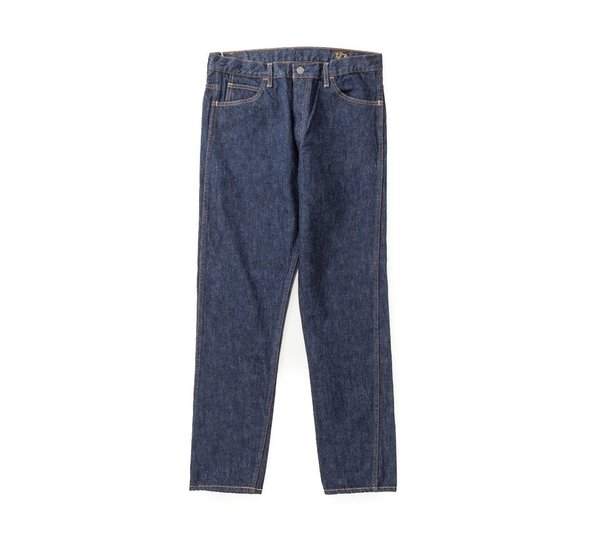 Orslow 306 Pen Slim Denim Jeans - One Wash