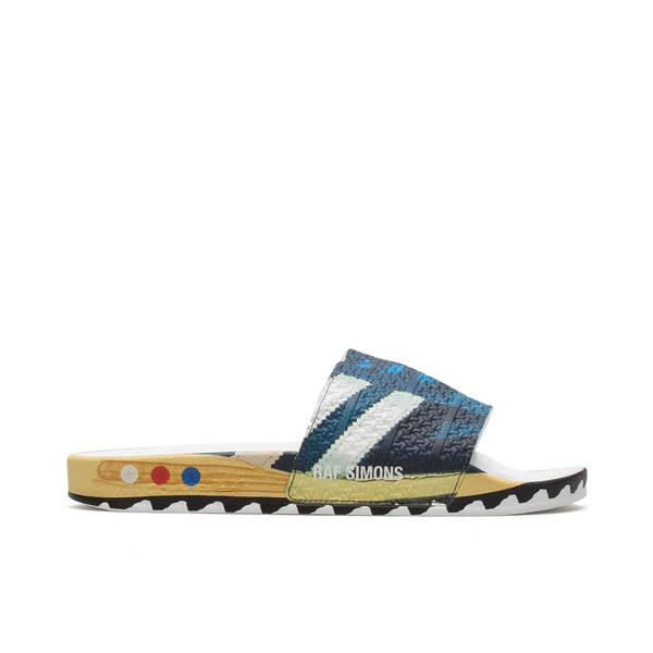 f2b63ff6f7ddd RAF SIMONS X ADIDAS RS L.A. Adilette Sandals - Multicolor on Garmentory