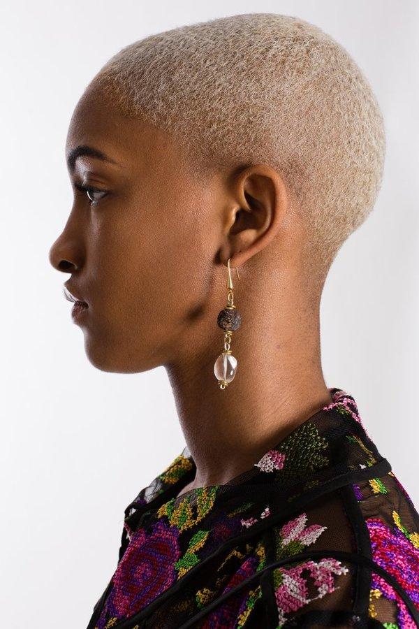 Atelier Inscrire Eduna Earrings