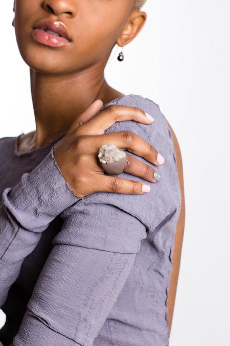 Plaxa Stone Ring