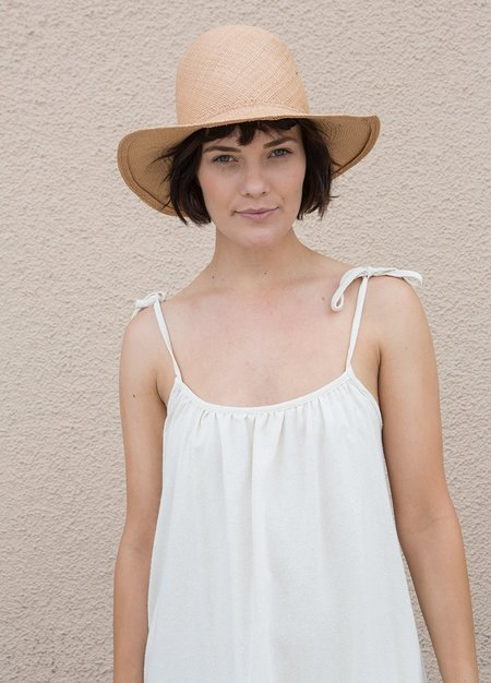 Brookes Boswell Benning Hat - Tan