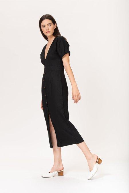 Bel Kazan Zoe Dress - black