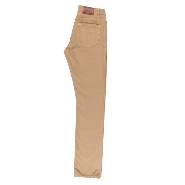 Raleigh Denim Workshop Jones Trouser - Coffee Canvas