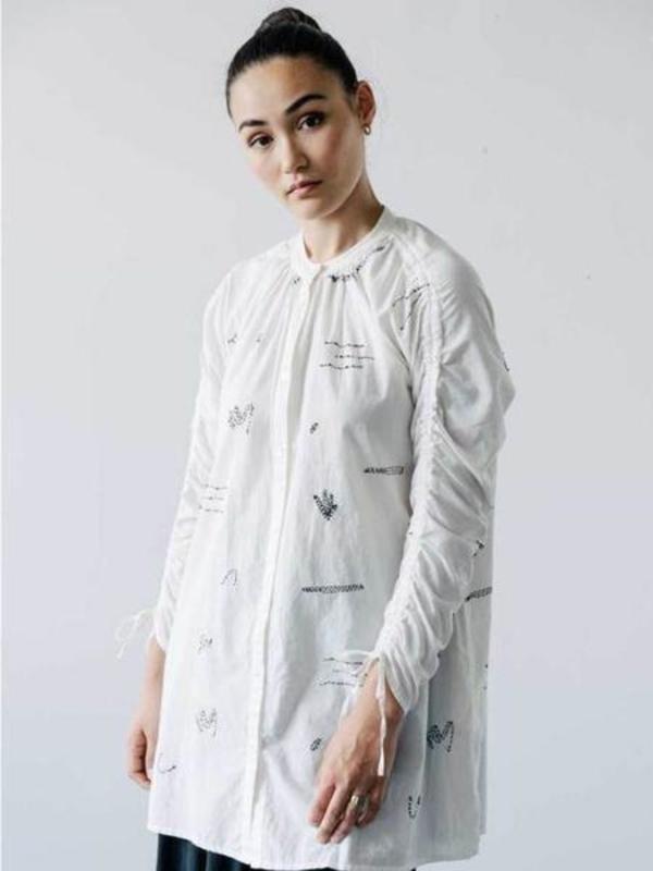 Seek Collective Cy Shirt Dress - Valley Marin