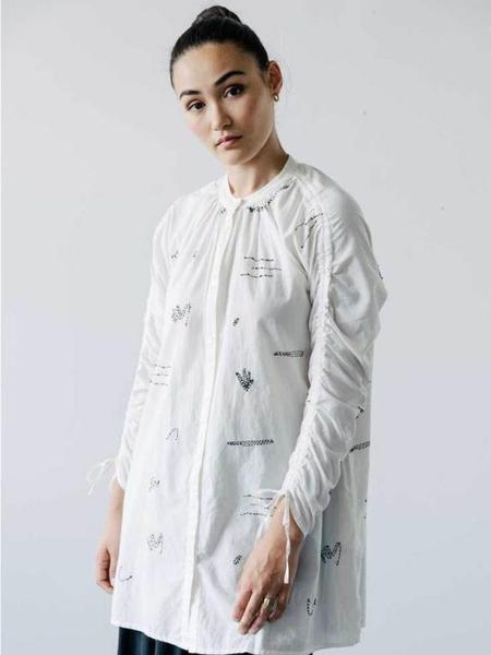 Seek Collective Cy Shirt Dress - Valley Marin