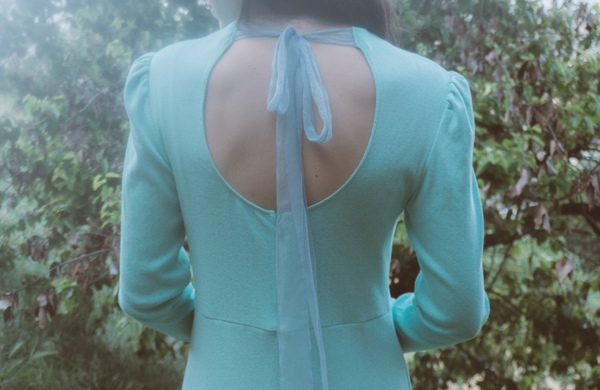 Fiola la Flore Lullaby dress - mint