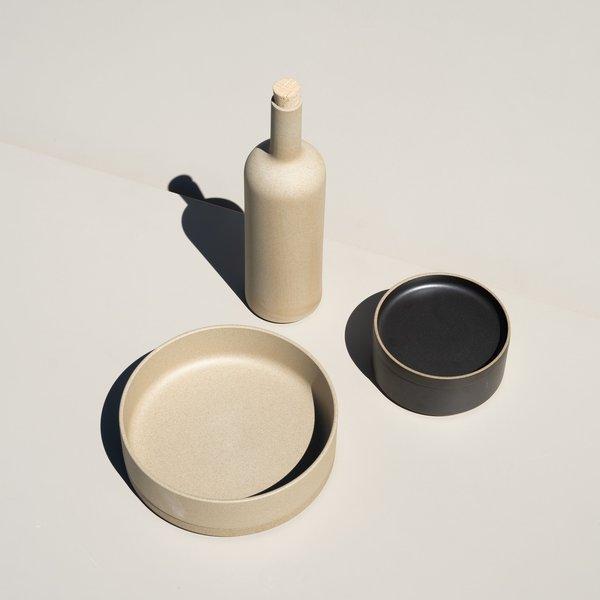 Hasami Porcelain Bottle - Natural