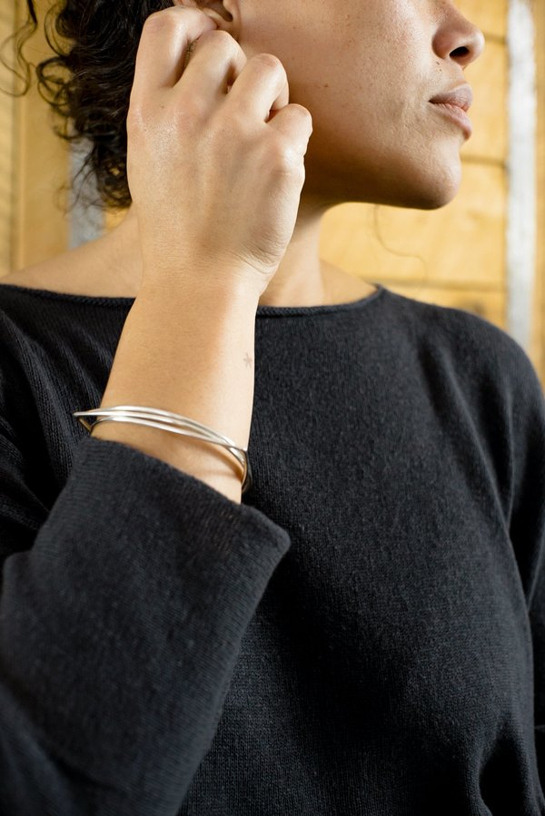 Fay Andrada Suippo Bracelet - Sterling Silver