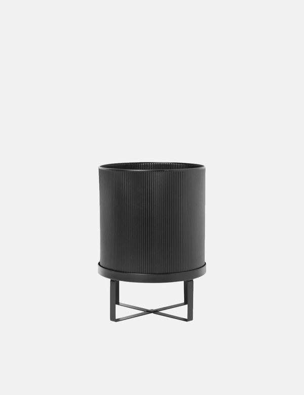 Ferm Living Bau Large Pot - Black