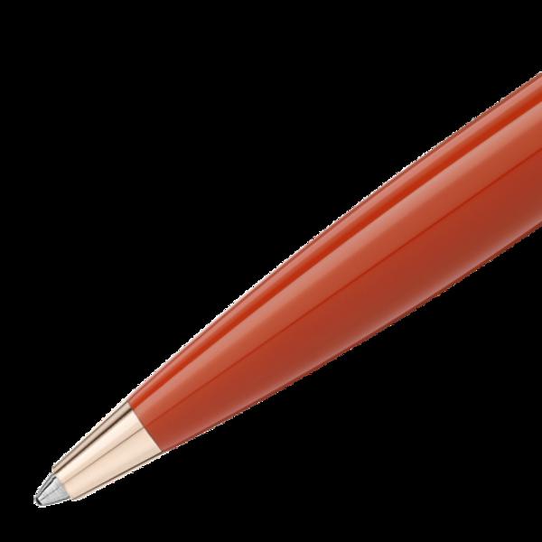 Montblanc Heritage Collection Rouge et Noir Spider Metamorphosis Special Edition Coral Ballpoint Pen