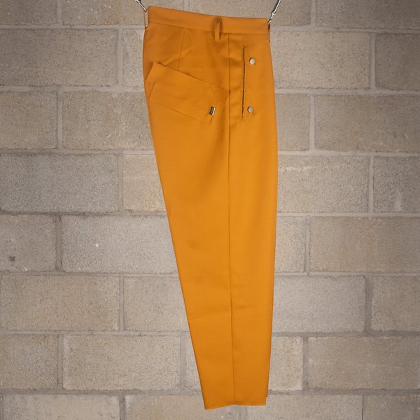 Bed J.W. Ford Basic Pants - Mustard