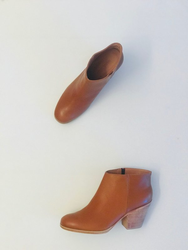 Rachel Comey Classic Mars Leather Boots - Natural