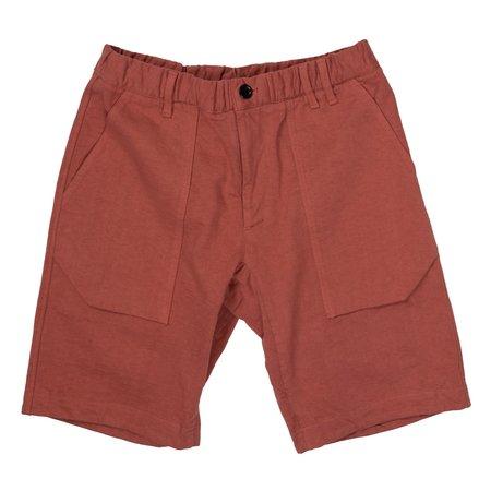 Jackman Dotsume Shorts - Dry Rose