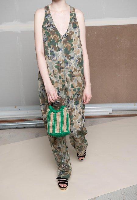 Rachel Comey Praia Bag - Natural/Green