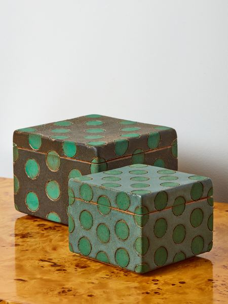 Matthew Ward Studio Ceramic Boxes