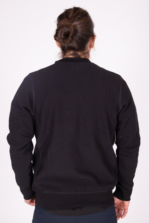 Four Horsemen Icon Crewneck Sweatshirt - Black/Grey