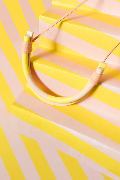 Dusen Dusen Stripe Necklace