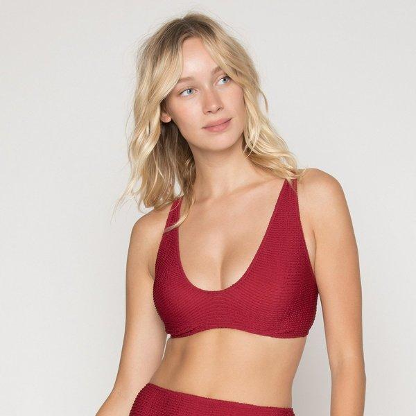 Seea Rubi Textured Bikini
