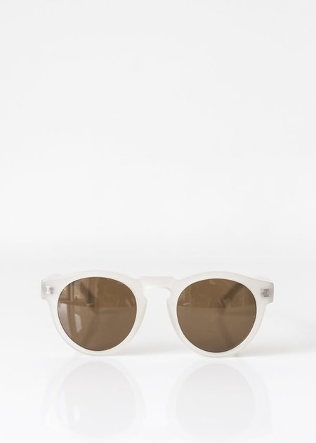 Illesteva Leonard Slim Fit Eyewear - Powder