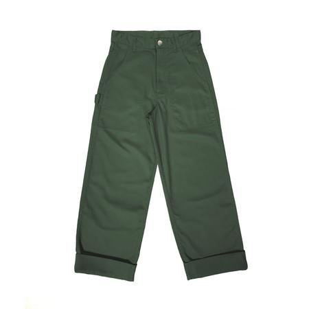 Curator Painter Pant - Evergreen