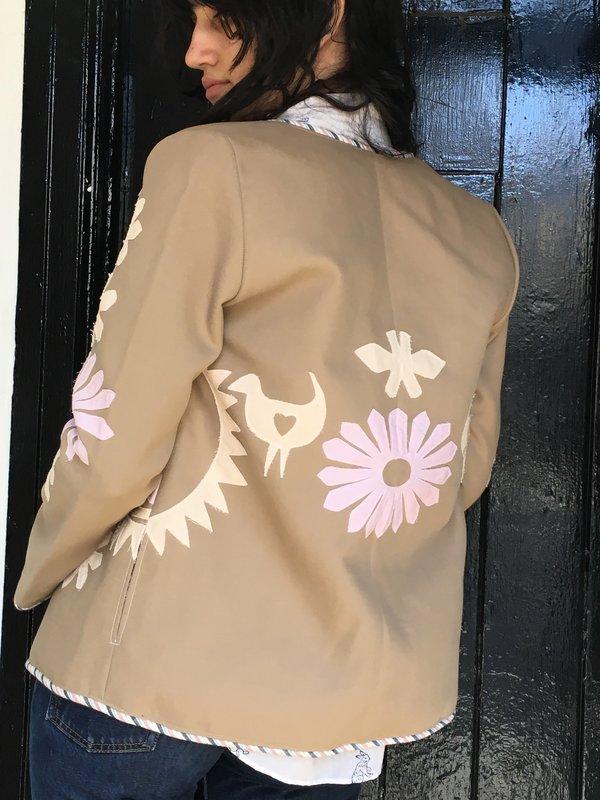 Alix of Bohemia Tawny Jacket