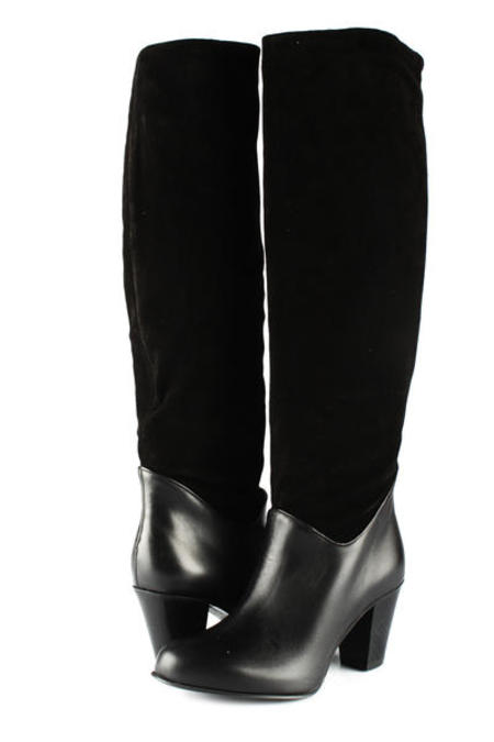 Filippa K Simone Tall Boot - BLACK