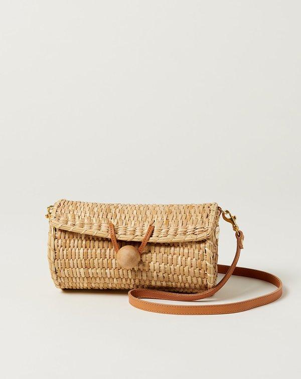 Clare V. Bari Bag - Natural