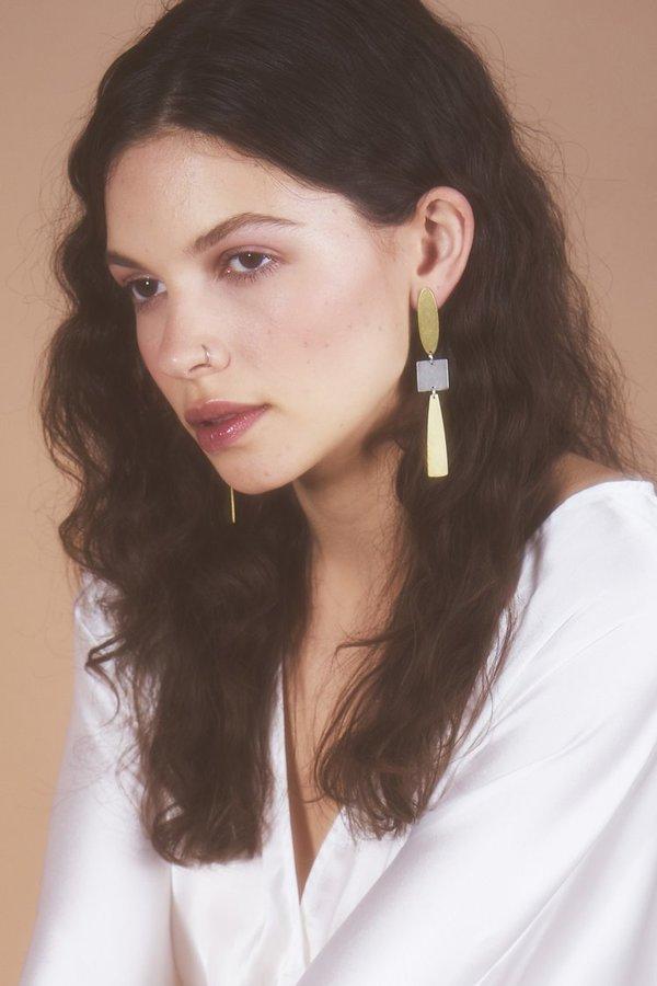 Natalie Joy Gunta Earrings